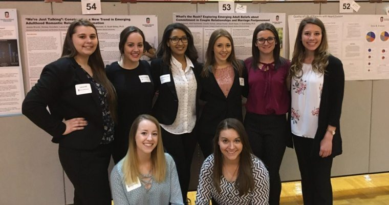 NIU Undergraduate Research and Artistry Day 2018