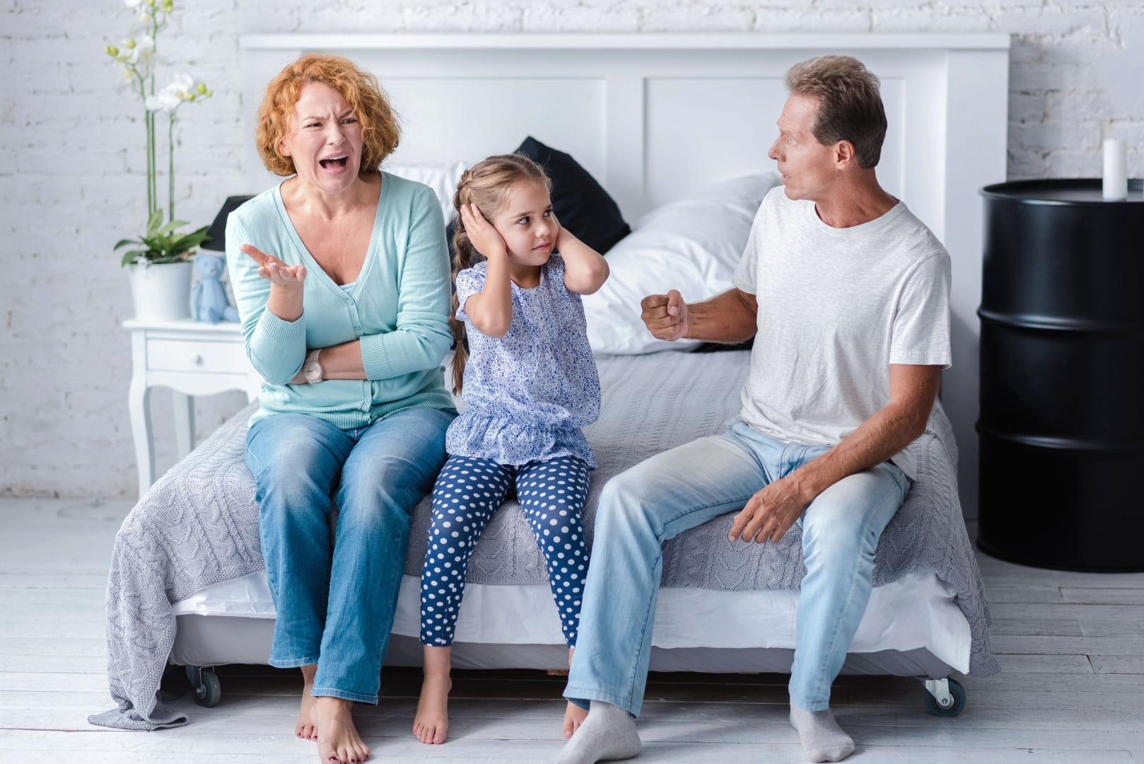 When Grandparents Divorce, Everyone Hurts